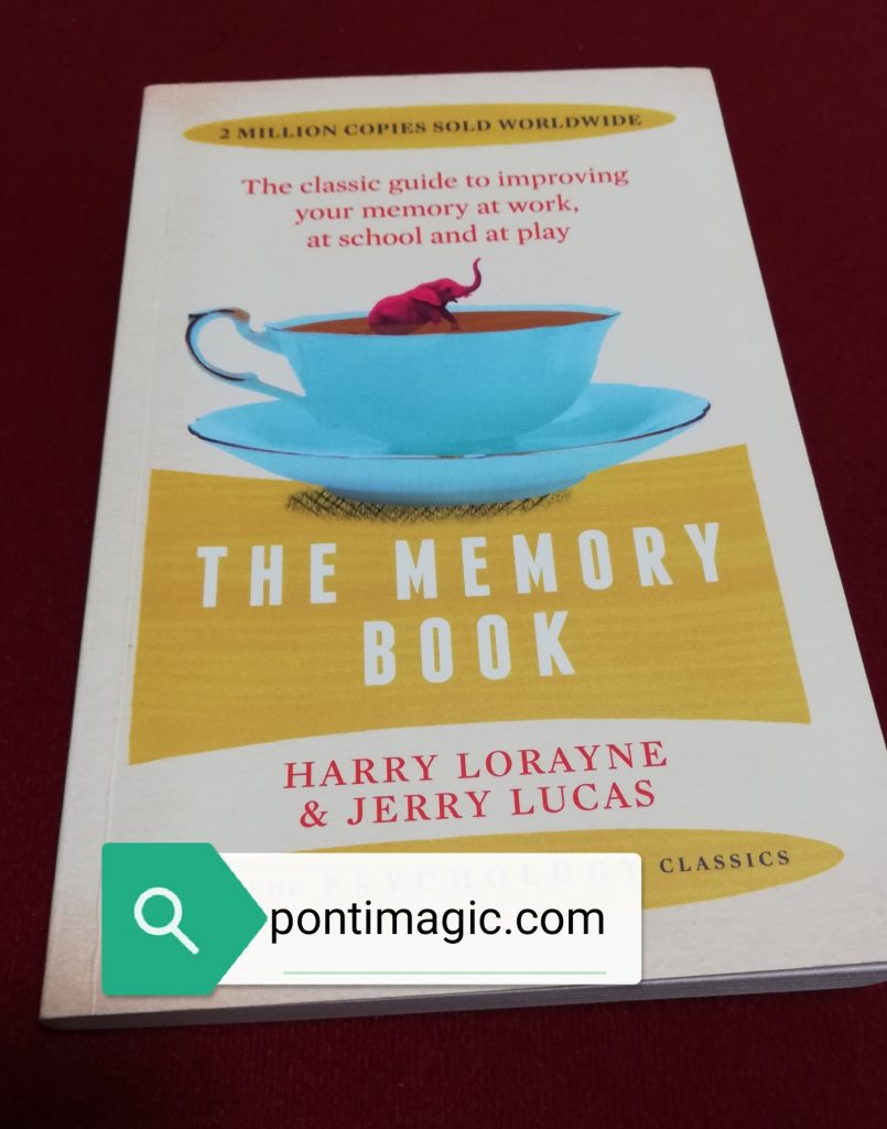 The Memory Book by Harry Lorayne & Jerry Lucas